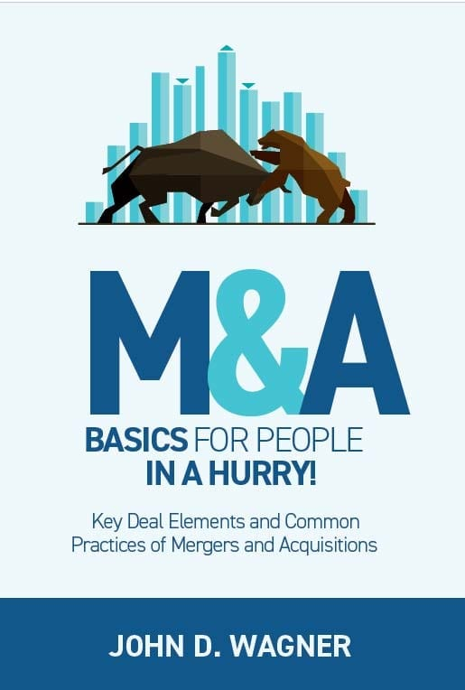 M&A eBook Cover